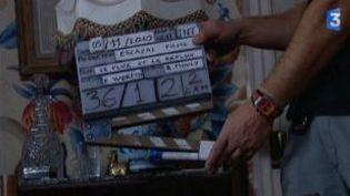 France 2 tourne les Petits meurtres d'Agatha Christie  (Culturebox)
