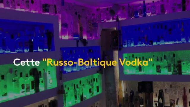 Une bouteille de vodka à un million d'euros volée au Danemark