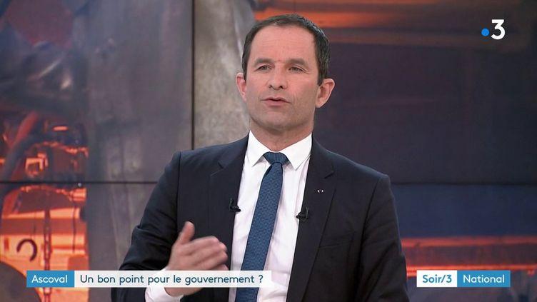 Benoît Hamon (France 3)