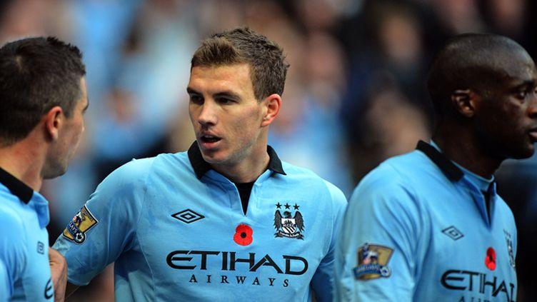Edin Dzeko (Manchester City)