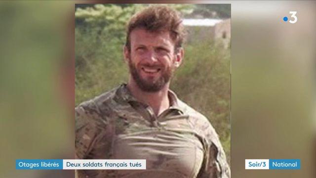 Otages libérés au Burkina Faso : deux soldats français tués