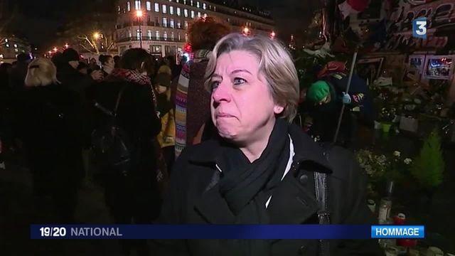 Attentat de Charlie Hebdo : un an après la Place de la République veut continuer à se souvenir