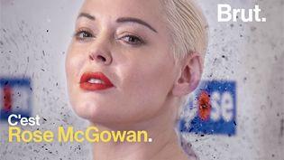 """VIDEO. Révélée par le film """"Scream"""", on vous raconte l'histoire de Rose McGowan (BRUT)"""