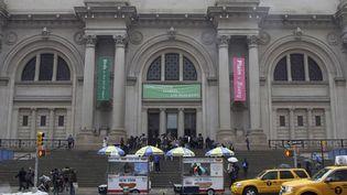 Le Metropolitan Museum de New York (Met) va recevoir un don extraordinaires d'oeuvres cubistes de la collection de Leonard Lauder  (Mary Altaffer / AP / SIPA)