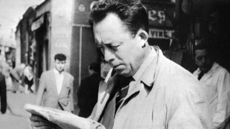1953, Albert Camus à Paris  (STF / AFP)