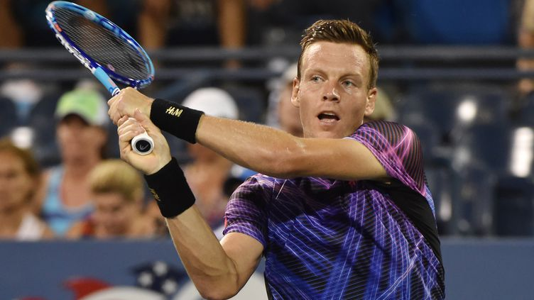 Thomas Berdych (MIKE FREY / BACKPAGE IMAGES LTD)