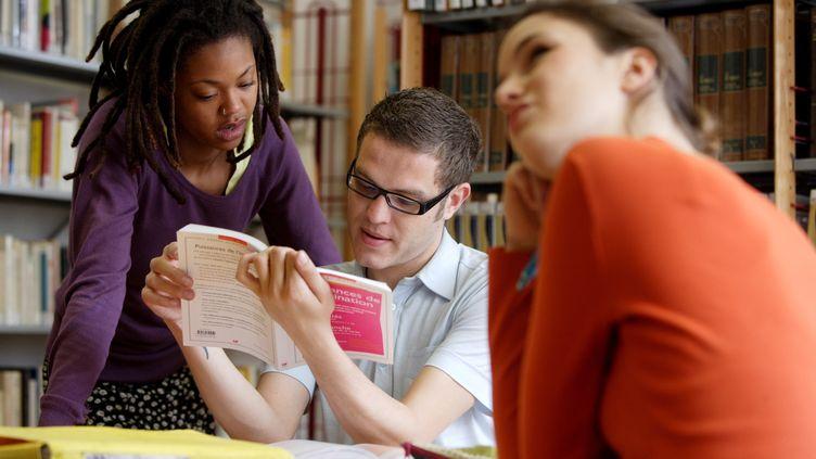 Illustration : Erasmus +, un vrai plus pour se lancer dans le monde professionnel (BURGER / PHANIE)