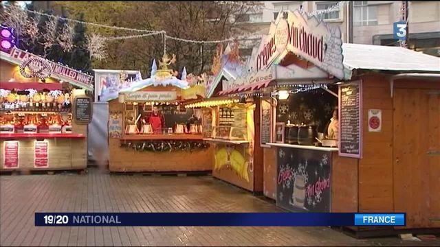 Terrorisme : les marchés de Noël sous haute sécurité
