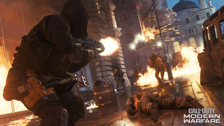 Call of Duty : Modern Warfare Attentat (ACTIVISION)
