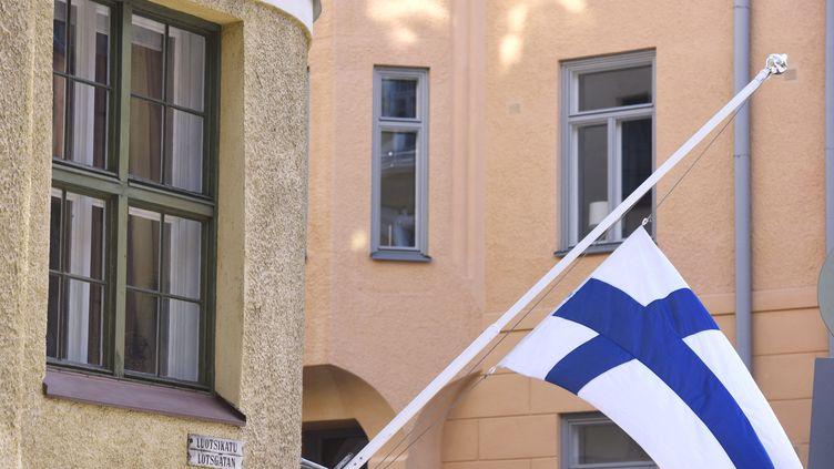 Pour attirer les étrangers, Helsinki, capitale de la Finlande, propose que l'anglais devienne l'une des langues officielles de la ville. (HEIKKI SAUKKOMAA / LEHTIKUVA)