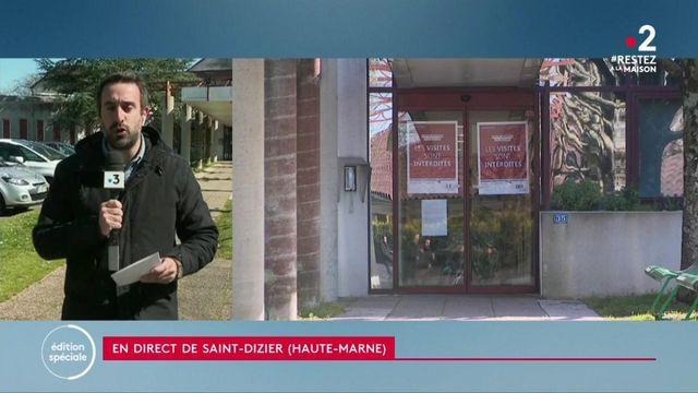 Coronavirus : treize décès dans un Ehpad de Haute-Marne