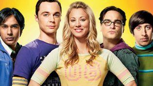 """La série """"The Big Bang Theory"""" raconte les péripéties d'une bande d'amis scientifiques, fans de comics et de jeux vidéos"""