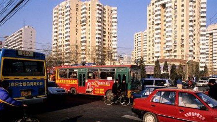 Pékin attire toujours plus de migrants des zones rurales. Certains n'ont pas d'autre choix que de vivre dans les sous-sols. (AFP)