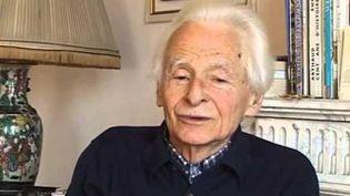 Claude Vigée,Grand prix national de la poésie 2013  (Youtube.com)