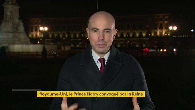 Royaume-Uni : Harry et Meghan convoqués par la Reine