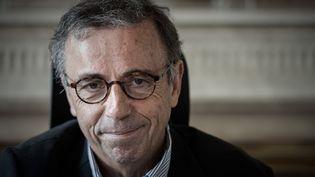 Le maire de Bordeaux, Eric Piolle, le 13 juillet 2020 à la mairie de Bordeaux. (PHILIPPE LOPEZ / AFP)