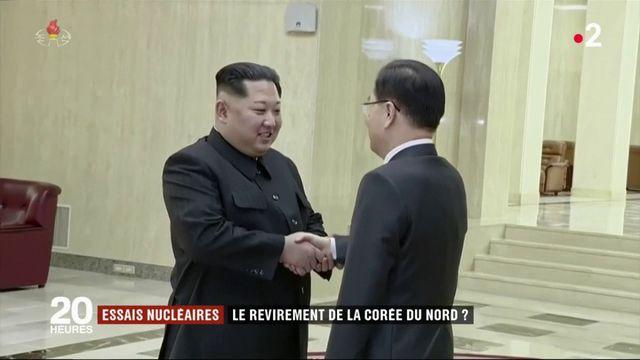 Essais nucléaires : vers un revirement de la position de la Corée du Nord ?