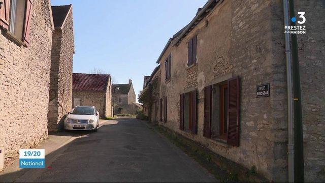 Coronavirus: le village d'Omerville au rythme du confinement