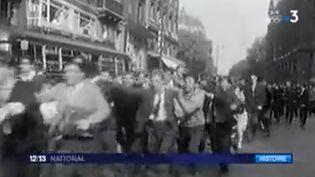 Mai-68 : quand la France a fait sa crise d'adolescence (FRANCE 3)