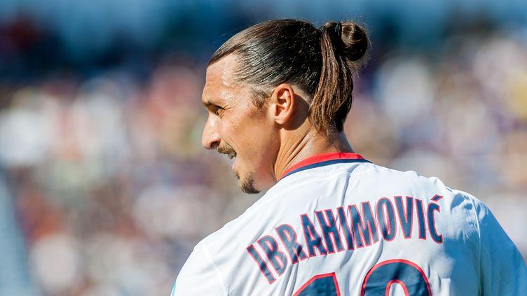 Zlatan Ibrahimovic est de retour de blessure (CITIZENSIDE/VINCENT GRATON / CITIZENSIDE.COM)