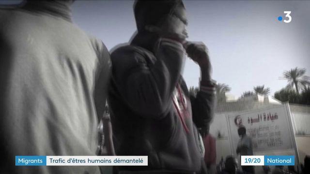Migrants : un trafic d'êtres humains démantelé en Espagne