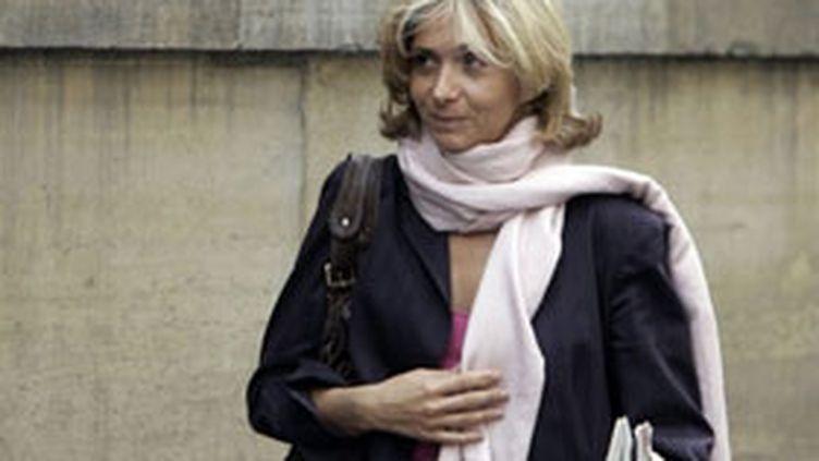 Valérie Pécresse ministre de l'Enseignement supérieur et de la recherche (© AFP / Olivier Laban-Mattei)