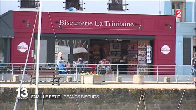 Bretagne : à la rencontre de la biscuiterie familiale La Trinitaine