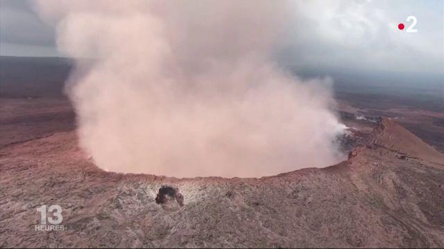 Hawaï : la colère du volcan Kilauea