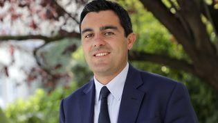 Le député (ex-LREM) de Gironde Benoît Simian, le 21 juin 2017, à l'Assemblée nationale. (THOMAS SAMSON / AFP)
