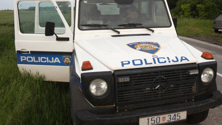 (L'enquête est conjointement menée par la police croate et la gendarmerie lyonnaise © REUTERS/Antonio Bronic)