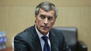 L'ex-ministre du Budget, Jérôme Cahuzac, à l'Assemblée nationale, à Paris, le 23 juillet 2013. (MAXPPP)