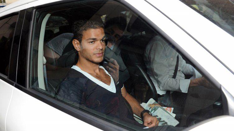 Hatem Ben Arfa (MEHDI FEDOUACH / AFP)