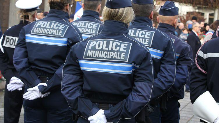 Contrairement à ce qui est diffusé sur les réseaux sociaux, le port du hijab ne sera pas autorisé pour les femmes de la police nationale. (MAXPPP)