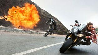 Un nouvel opus haletant et riche en cascades tournées sans trucages  (Paramount Pictures France)