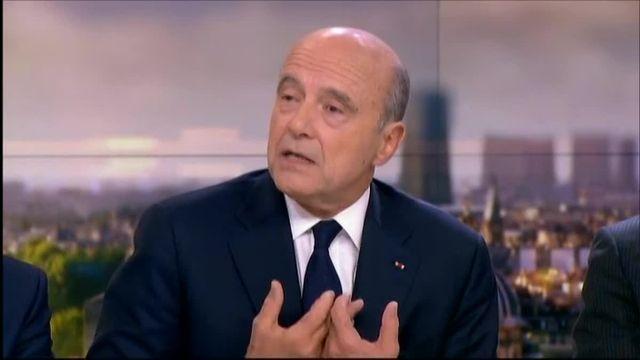 Sarkozy, Juppé, Marine Le Pen, des dissensions sur l'unité nationale apparaissent chez les politiques