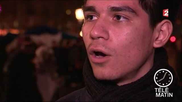 Les membres de Nuit debout déçus de l'intervention de François Hollande