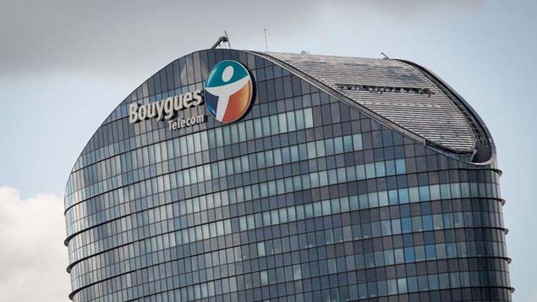(Le groupe Bouygues a été fondé en 1952 par Francis Bouygues, père de l'actuel directeur Martin Bouygues © MaxPPP)