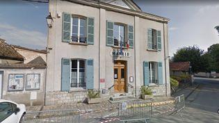 La mairie de Chamarande (Essonne). (GOOGLE STREET VIEW)