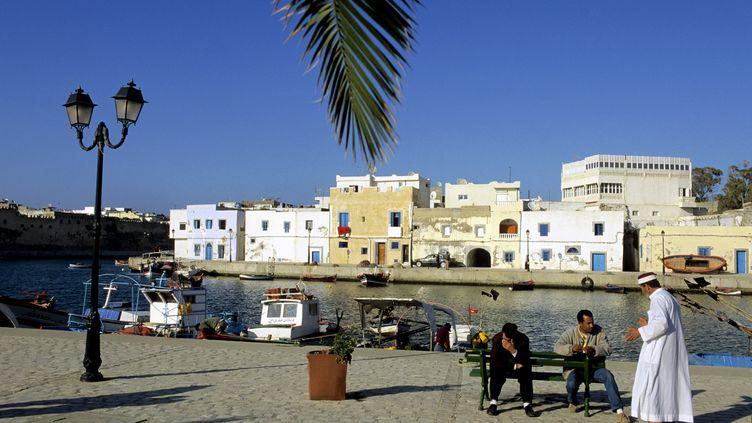 Le vieux port de Bizerte (Tunisie), en 2009. (RENE MATTES / HEMIS.FR / AFP)