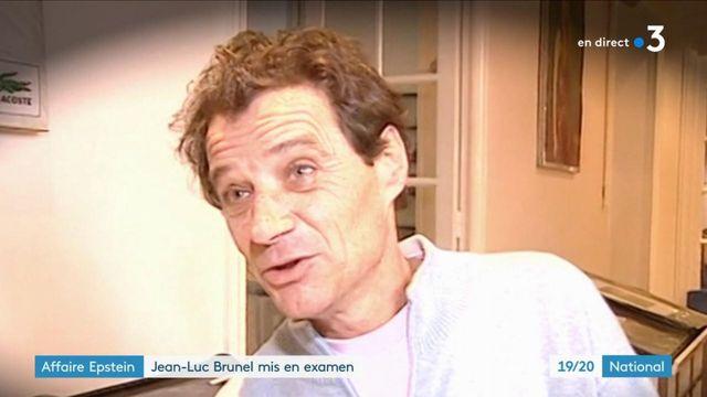 Affaire Jeffrey Epstein : l'ancien agent de mannequins Jean-Luc Brunel a été mis en examen