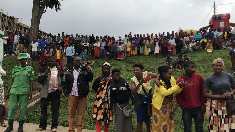 Le Tour cycliste du Rwanda, le 25 février 2019. (JÉRÔME VAL / FRANCE-INTER)