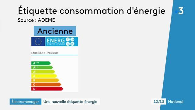 Énergie : une nouvelle classification concernant les produits électroménagers entre en vigueur