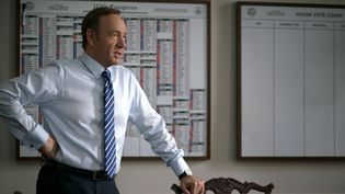 "Kevin Spacey dans ""House of cards"", saison 2  (Media Rights Capital / Panic Pic / Collection ChristopheL)"