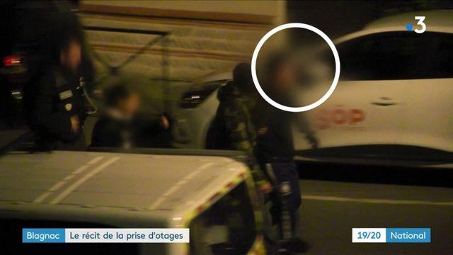 Prise d'otages à Blagnac : récit d'une soirée sous tension