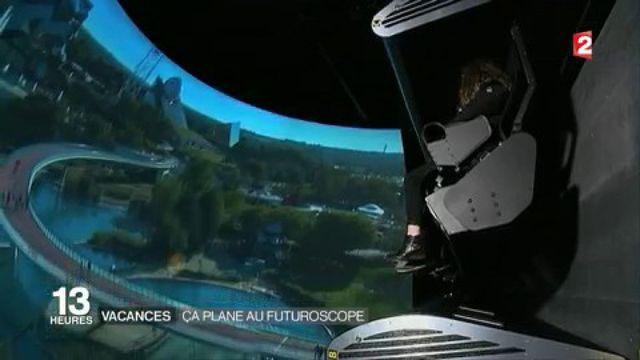 Futuroscope : une nouvelle attraction qui donne l'impression de survoler la planète