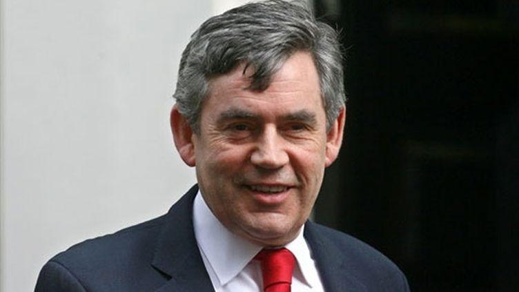 Gordon Brown (AFP/CHRIS YOUNG)