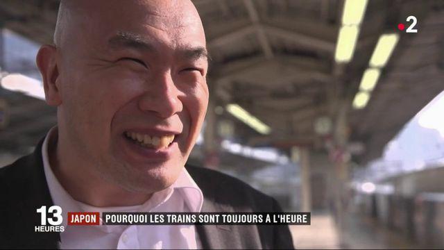 Japon : pourquoi les trains japonais sont-ils toujours à l'heure ?