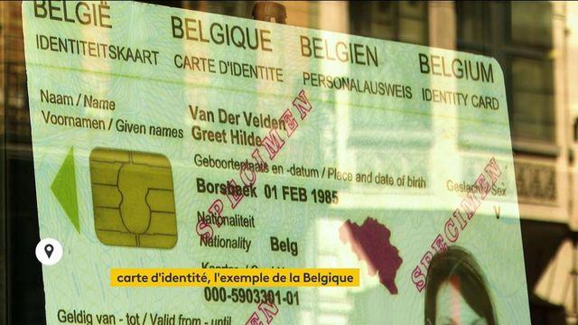 Carte d'identité électronique : un modèle déjà adopté par la Belgique