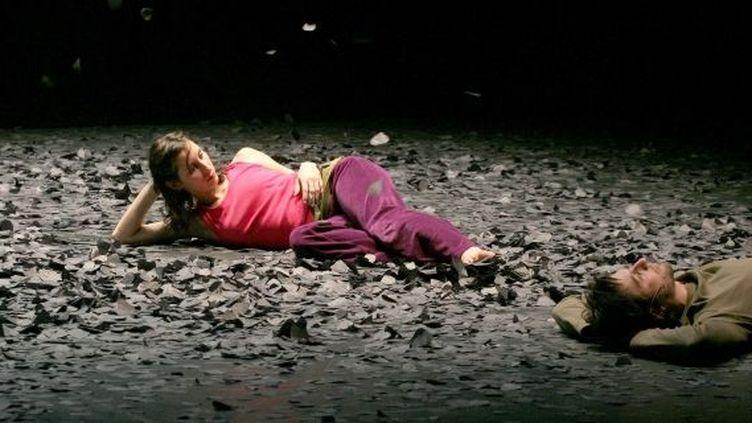 Croisée, chorégraphie d'Emmanuelle VO Dinh au théâtre de La Cité Internationale  (JP LOZOUET/MAXPPP)