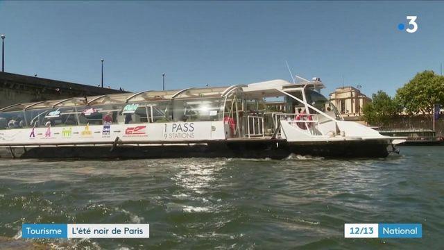 Tourisme : l'été noir de Paris